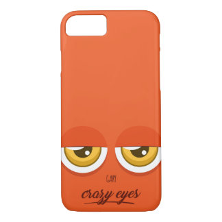 Crazy eyed Gary iPhone 8/7 Case