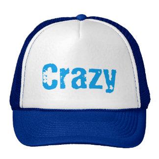 """Crazy"" Fashion swag cap"