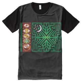 Crazy Flag #229 All-Over Print T-Shirt