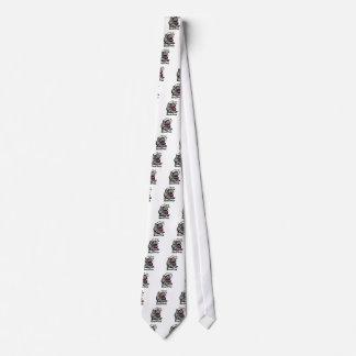 Crazy Foca Tie