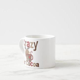 Crazy For Cocoa Espresso Mug
