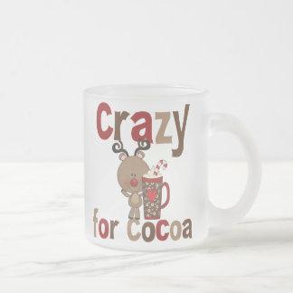 Crazy For Cocoa Coffee Mugs