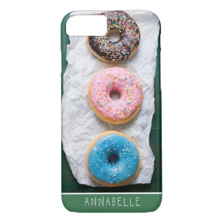 Crazy for Donuts | Personalized iPhone 8/7 Case
