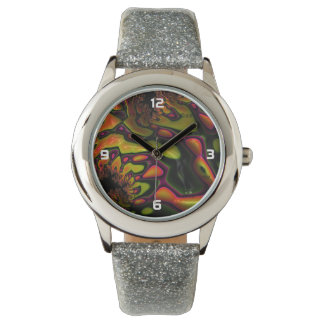 Crazy Fractal Watch