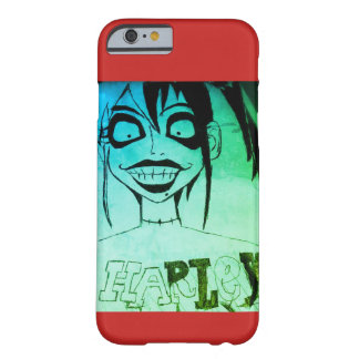 Crazy Girl iPhone Case