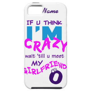 Crazy Girlfriend custom iPhone Case-Mate