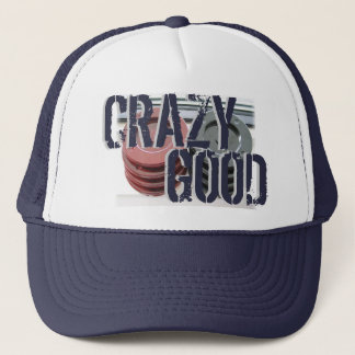 Crazy Good Shuffleboard Trucker Hat
