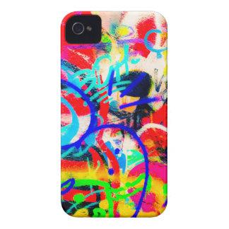 Crazy Graffiti iPhone 4 Cover