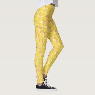 Crazy Great Dane Pattern Leggings