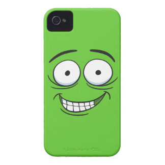 Crazy Grin iPhone 4 Cases