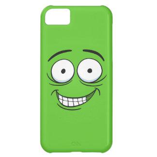 Crazy Grin iPhone 5C Case