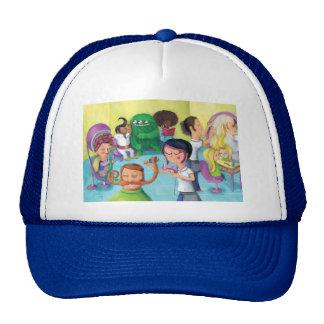Crazy Hairdresser Saloon Hats