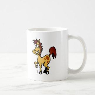 Crazy Horse Basic White Mug