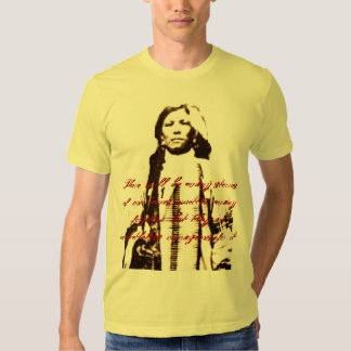 Crazy Horse Legacy T Shirts