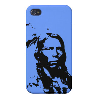 Crazy Horse Native American iPhone 4 Covers