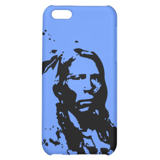 Crazy Horse Native American iPhone 5C Cases