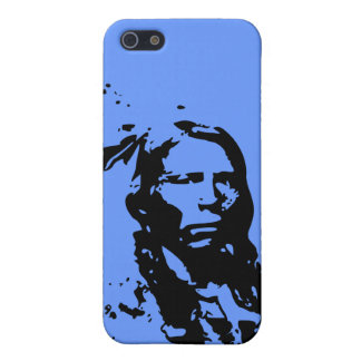 Crazy Horse Native American Covers For iPhone 5