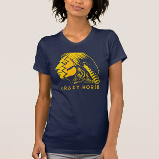 Crazy Horse War Paint T-Shirt