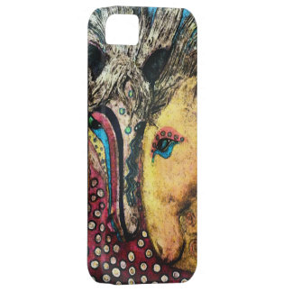 Crazy Horses Phone Cases iPhone 5 Case