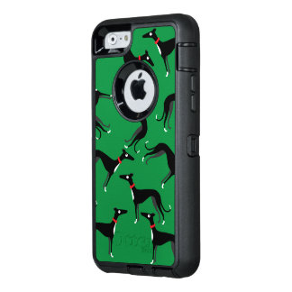 Crazy Hounds OtterBox Defender iPhone Case