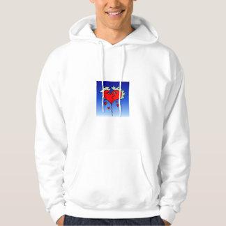 Crazy in lover hoodie