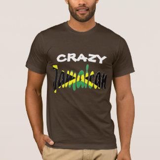 Crazy Jamaican T-Shirt