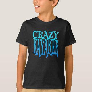 Crazy Kayaker T-shirts
