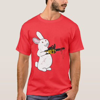 Crazy Killer Rabbit T-Shirt
