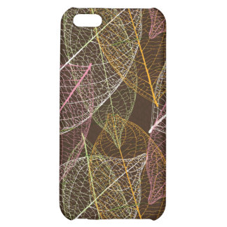 crazy leaves pattern for your iphone case iPhone 5C covers