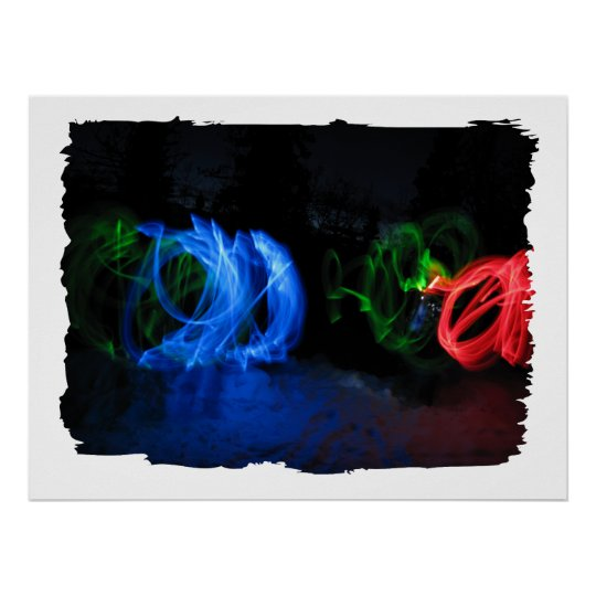 Crazy Lights Poster