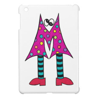 Crazy M iPad Mini Cover