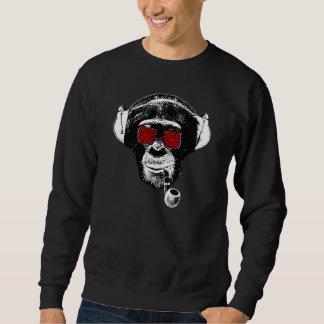 crazy monkeey sweatshirt