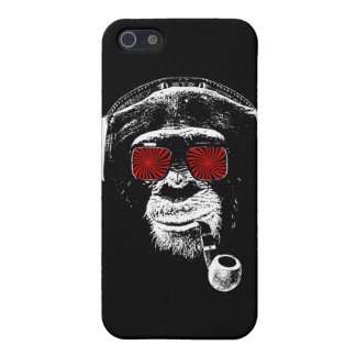 Crazy monkey cover for iPhone 5/5S