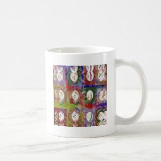 Crazy Moon Maniac Artistic Transformations Coffee Mugs