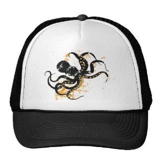 Crazy Octopus Cap