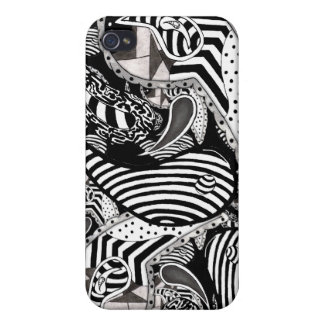 Crazy Paisleys iPhone 4/4S Cover