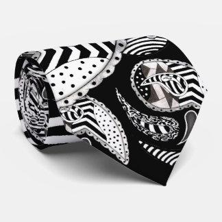Crazy Paisleys Tie