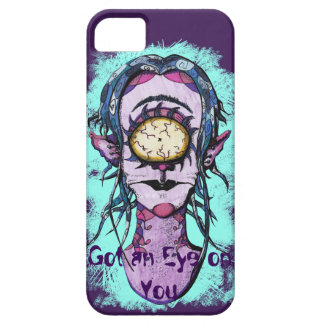 Crazy Pastel Cyclops Phone Case
