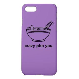 Crazy Pho You iPhone 7 Case