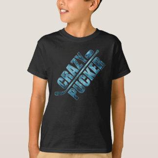 Crazy Pucker (Hockey) Tshirts