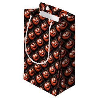 Crazy Pumpkin Small Gift Bag