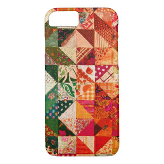 Crazy Quilt iPhone 8/7 Case