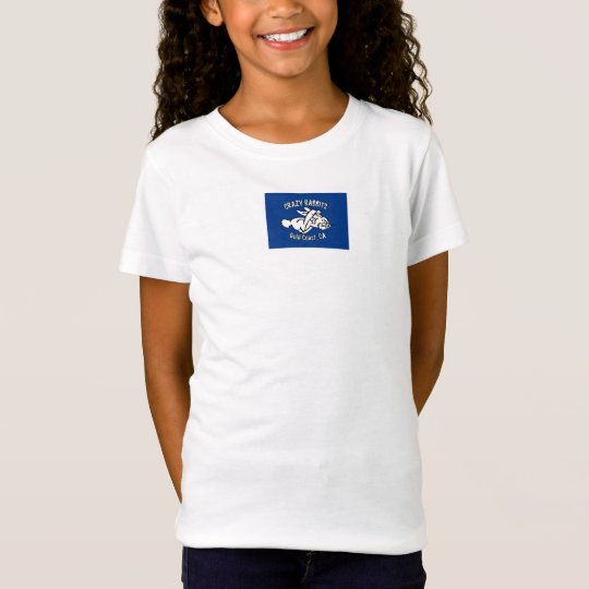 crazy rabbet gold coast Girls short sleeve T-Shirt