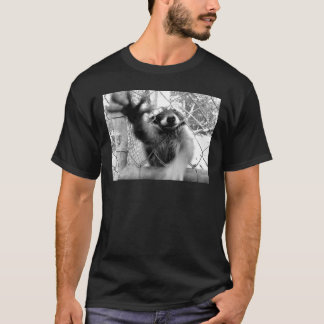Crazy Raccoon T-Shirt