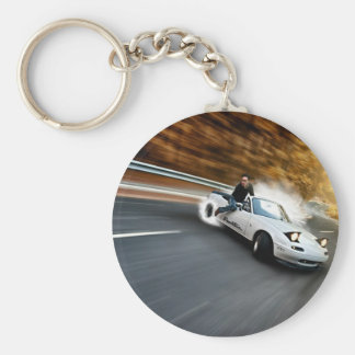 Crazy Roadster Drifter Key Chains