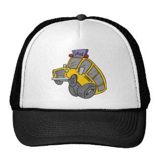 Crazy School Bus Cap