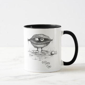 Crazy Seed Pod Mug