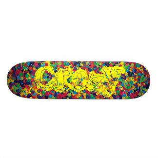 crazy skate 20 cm skateboard deck