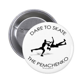 Crazy Skate Move 2 6 Cm Round Badge