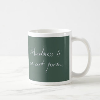 Crazy Skunk Mug